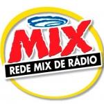 Logo da emissora Rádio Mix FM 107.1
