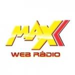 Logo da emissora Max Web Rádio