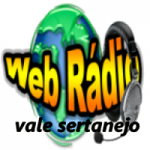 Logo da emissora Rádio Vale Sertanejo