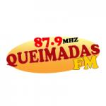 Logo da emissora Rádio Queimadas 87.9 FM