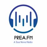 Logo da emissora Preá FM