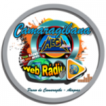Logo da emissora Rádio Camaragibana Mega Mix