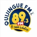 Logo da emissora Rádio Quijingue 89.3 FM