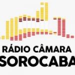 Logo da emissora Rádio Câmara Sorocaba