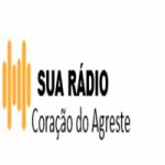 Logo da emissora Rádio Coração Do Agreste
