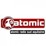 Logo da emissora Atomic Radio Sud Aquitaine