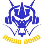Logo da emissora Rádio Doru