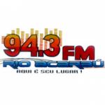 Logo da emissora Rádio Rio Acaraú 94.3 FM