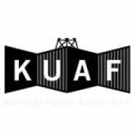 Logo da emissora Radio KUAF 91.3 FM News