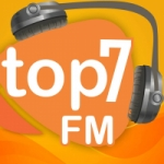Logo da emissora Web Rádio Top 7 FM