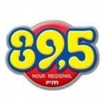 Logo da emissora Rádio Nova Regional 89.5 FM
