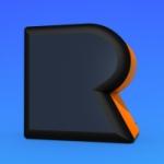 Logo da emissora Rádio Radicália