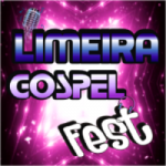 Logo da emissora Rádio Limeira Gospel Fest