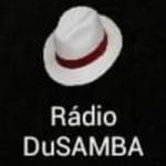 Logo da emissora Rádio Du Samba