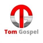 Logo da emissora Rádio Tom Gospel