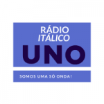 Logo da emissora Rádio Itálico Uno FM