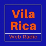 Logo da emissora Vila Rica Web Rádio