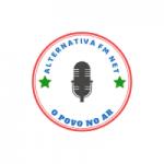 Logo da emissora Rádio Nova Alternativa FM Net