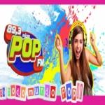 Logo da emissora Rádio Pop FM