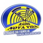 Logo da emissora Rádio Nova Vida 87.9 FM