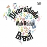 Logo da emissora Web Radio Diversidade Brasil
