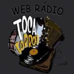 Logo da emissora Web Radio Toca Forro