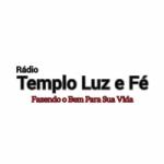 Logo da emissora Rádio Templo Luz e Fé