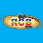 Logo da emissora Rádio Nova RCB 1520 AM