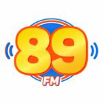 Logo da emissora Rádio 89.1 FM