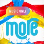 Logo da emissora Radio More FM Music Only