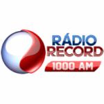 Logo da emissora Rádio Record 1000 AM