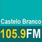 Logo da emissora Rádio Castelo Branco 105.9 FM