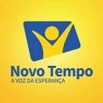 Logo da emissora Rádio Novo Tempo 1290 AM
