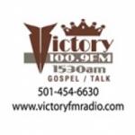 Logo da emissora KVDW 1530 AM