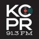 Logo da emissora Radio KCPR 91.3 FM