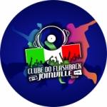 Logo da emissora Rádio Clube do Flashback Joinville