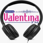Logo da emissora Rádio Valentina FM