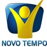 Logo da emissora Rádio Novo Tempo 104.9 FM