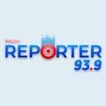 Logo da emissora Rádio Repórter 93.9 FM