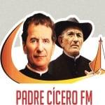 Logo da emissora Rádio Padre Cícero 104.9 FM