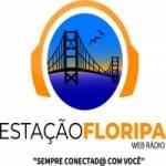 Logo da emissora Rádio Estação Floripa