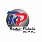 Logo da emissora Rádio Paiaiá 101.9 FM