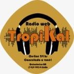 Logo da emissora Rádio Tropikal Web