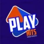 Logo da emissora Rádio Play Hits Web