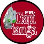 Logo da emissora Rádio Itapitanga FM