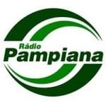 Logo da emissora Rádio Pampiana 87.9 FM