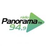 Logo da emissora Rádio Panorama 94.9 FM
