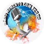 Logo da emissora Rádio Momentos Com Jesus