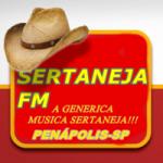 Logo da emissora Rádio Sertaneja 2 FM