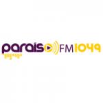 Logo da emissora Rádio Paraíso 104.9 FM